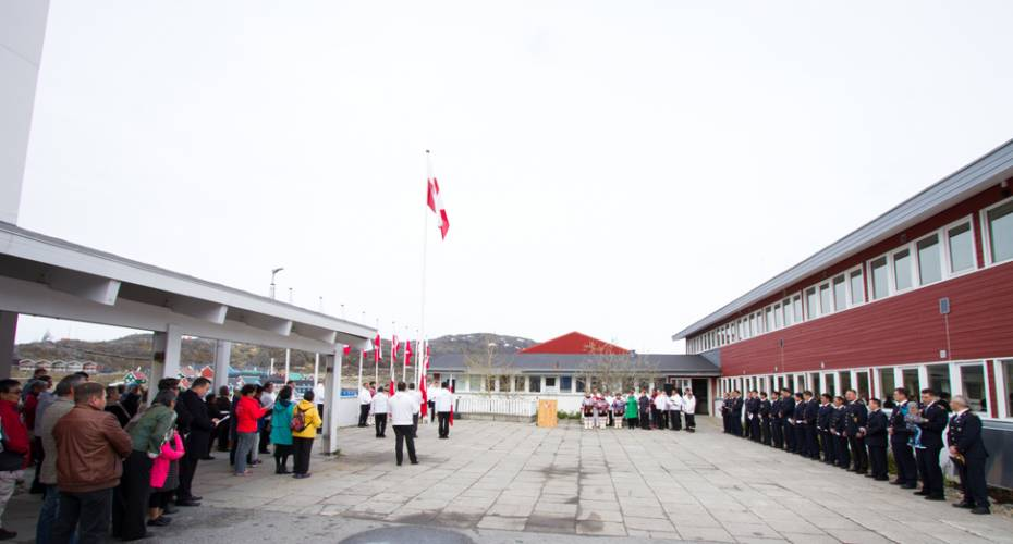 Nationaldag, Qaqortoq, 2015