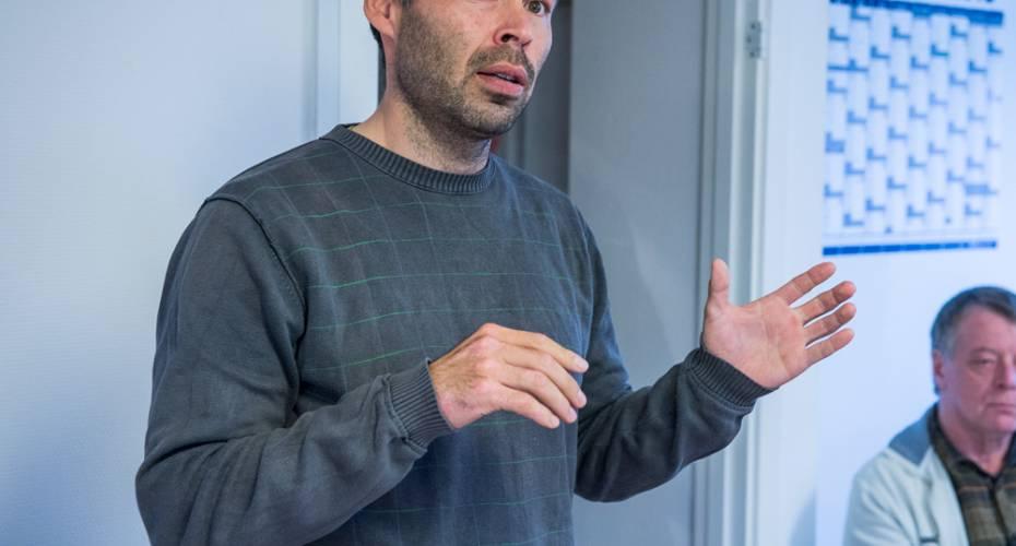 Nick Nielsen, naalakkersuisoq for uddannelse