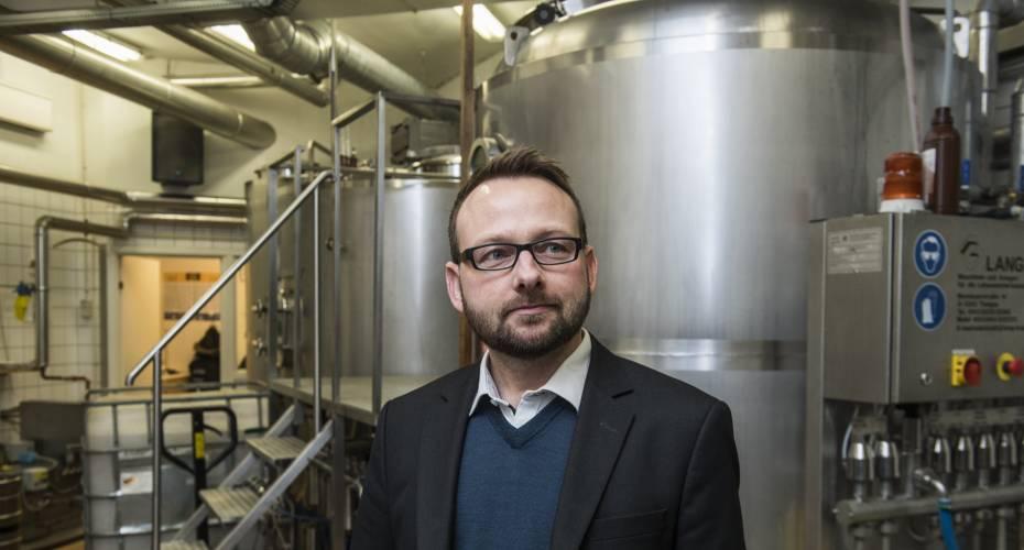 Nicolai Nissen, adm. direktør, Godthåb Bryghus