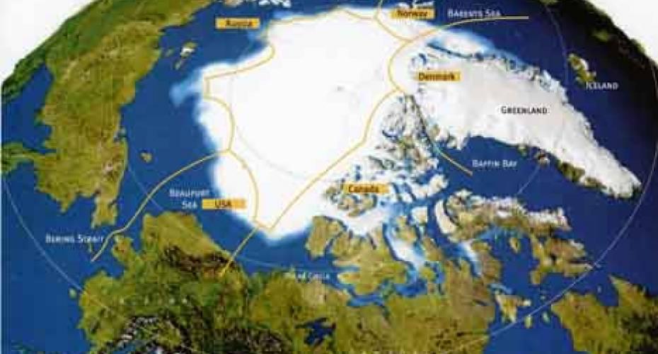 Isen I Arktis Vokser Og Breder Sig Sermitsiaq Ag