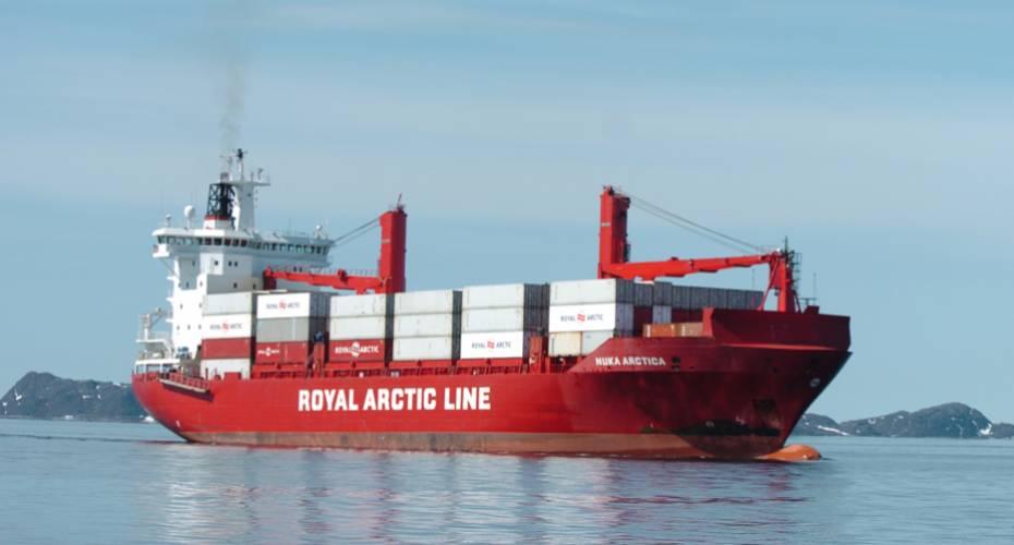 Royal Arctic Line, RAL, Nuka Arctica