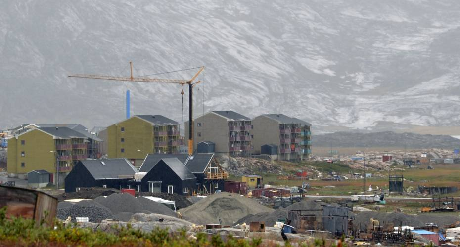 Ny daginstitution i Ilulissat