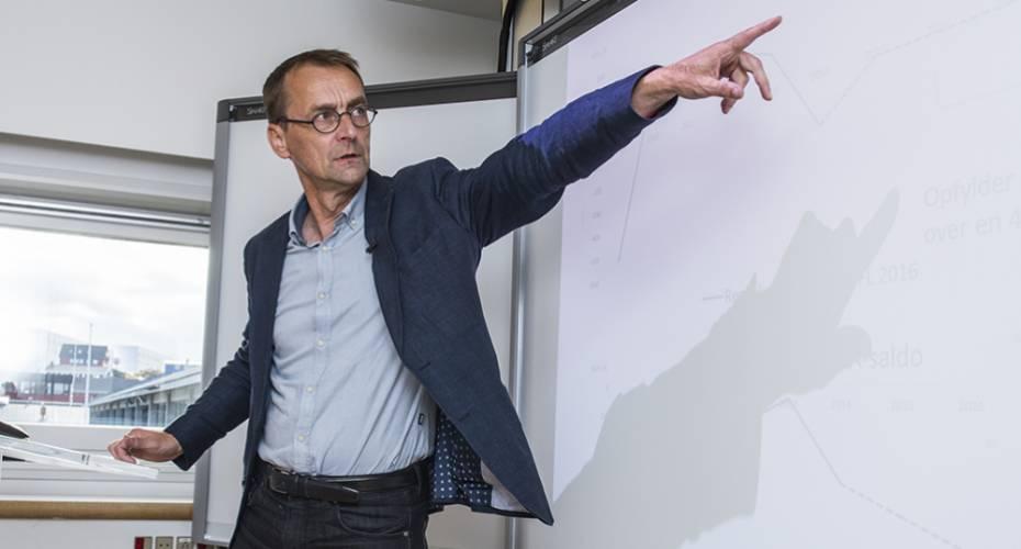 Professor Torben M. Andersen