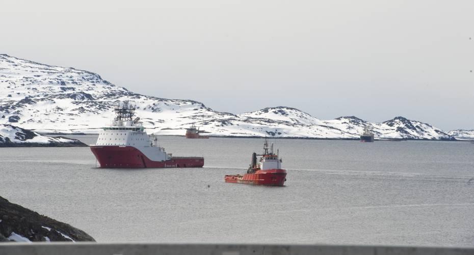 Det er især brændstofstypen HFO, som ca. 75 pct. af skibene i Arktis bruger, som er den store synder