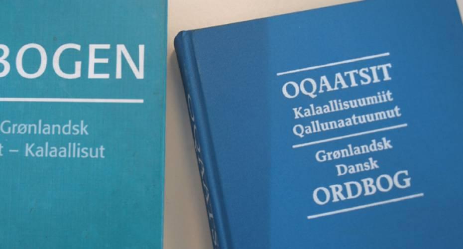 ilinniusiorfik ordbog dansk grønlandsk