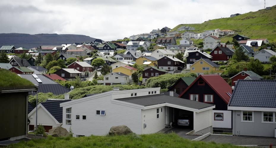 Færøerme, Tórshavn
