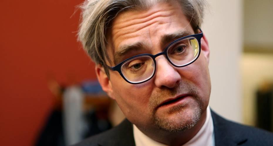 Endnu en dansk minister truet af væltning | Sermitsiaq.AG