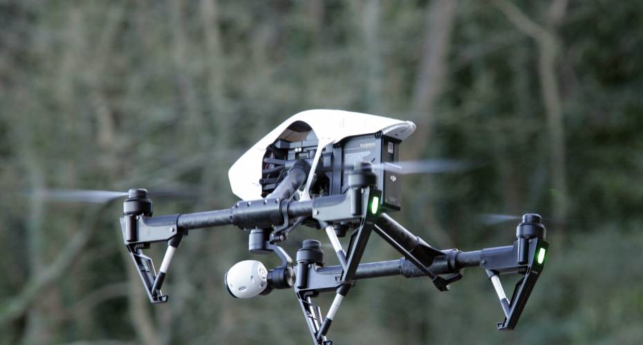 Lørdag skal førere af droner have dronetegn | Sermitsiaq.AG