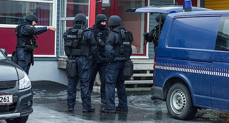 politiets indsatsstyrke