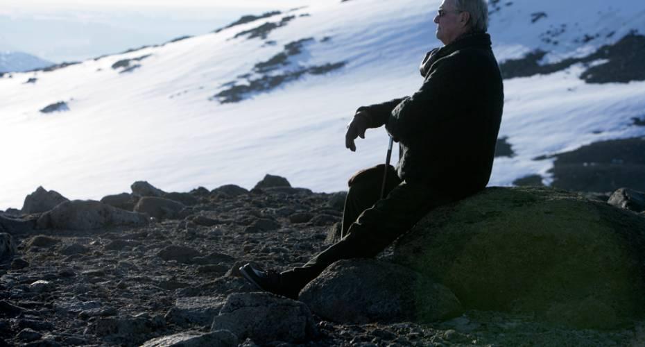 Prins Henrik, Prinsgemalen, Gletsjer, Tasiilaq