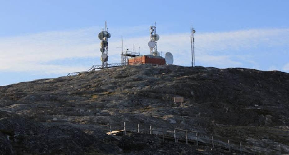 Radiokæde, Ilulissat