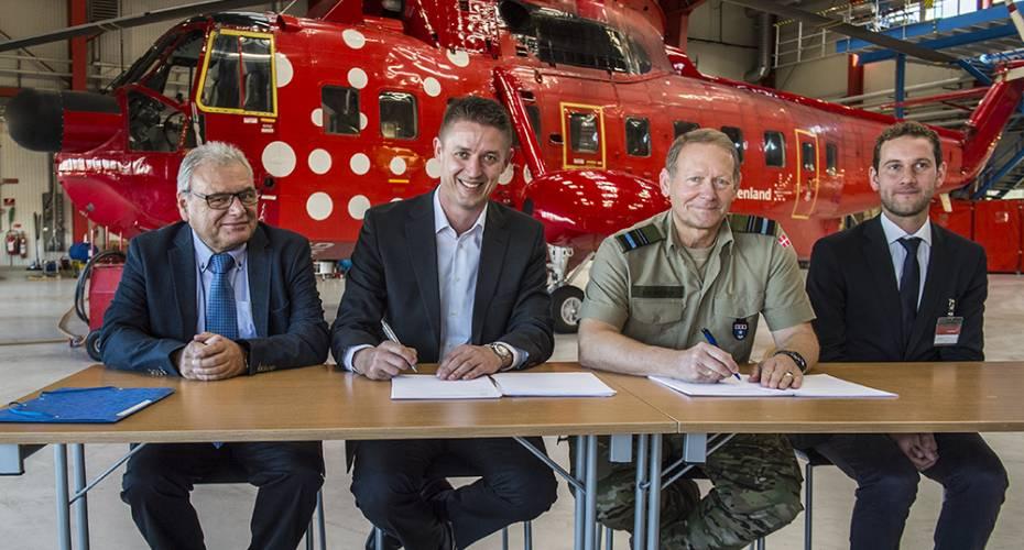 SAR-aftale underskrevet