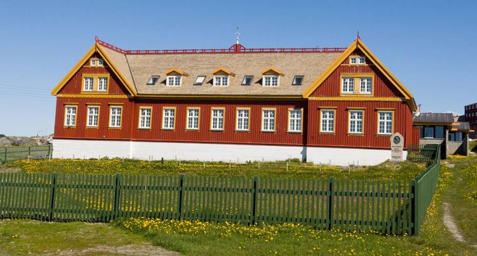 Ilinniarfissuaq, Seminarium