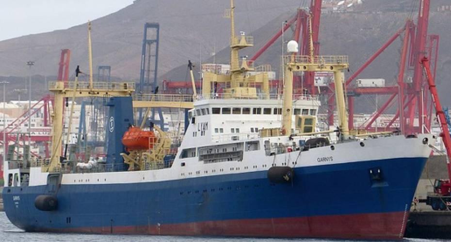 Sermilik 1, indhandlingsskib