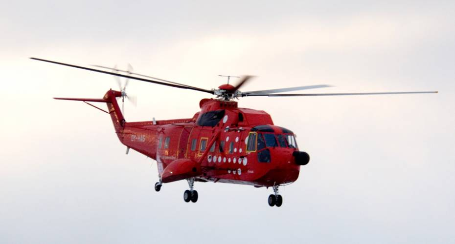S-61, Sikorsky, Air Greenland