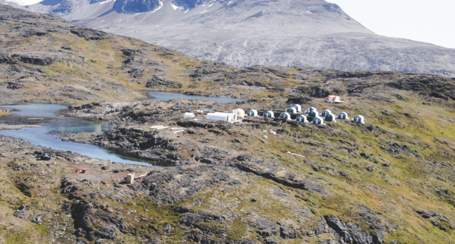 Rapport Om Tre U00e5r U00e5bner Kvanefjeld Mine Sermitsiaq AG