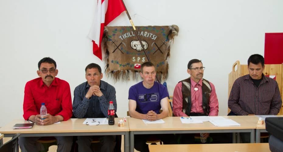 Fåreholderforening, SPS, Generalforsamling, Qaqortoq, bestyrelse
