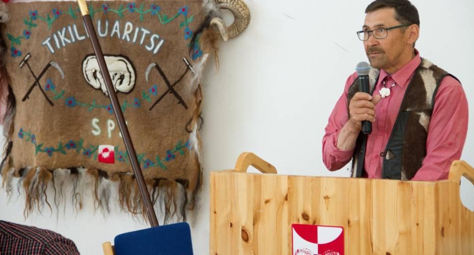 "Fåreholderforening, SPS, Generalforsamling, Qaqortoq, Niels Lund ""Aqqa"", Qanisartut"