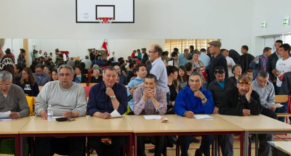 Fåreholderforening, SPS, Generalforsamling, Qaqortoq