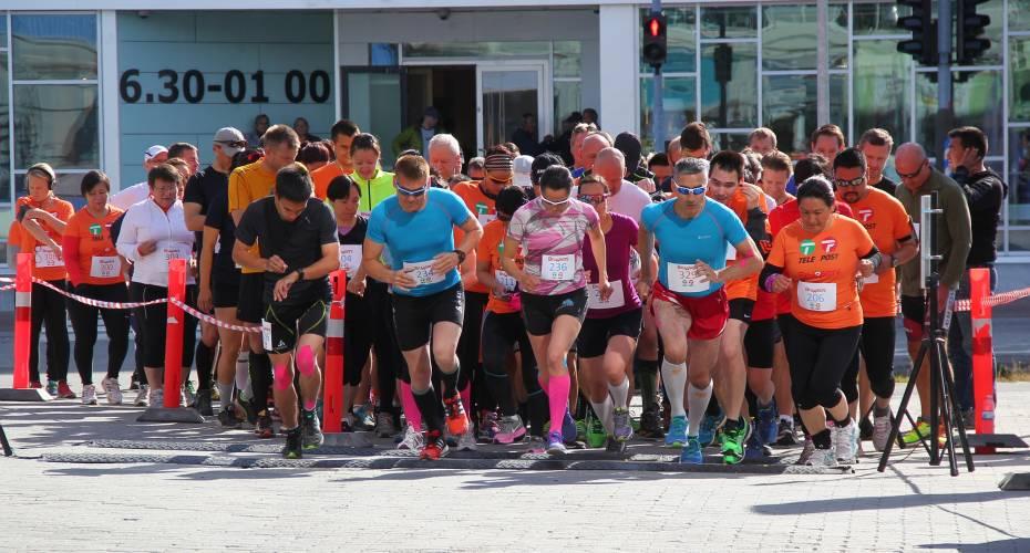 Nuuk Marathon 2015