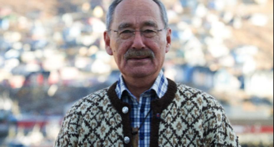 Sten Egede Hegelund, Qaqortoq, Siumut