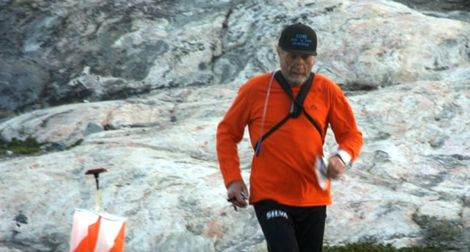 AMO, Arctic Midnight Orienteering, Ilulissat, Stephen Mills, Sydafrika