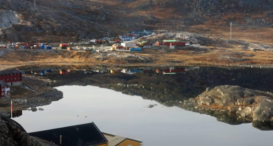 Tasersuaq, Qaqortoq