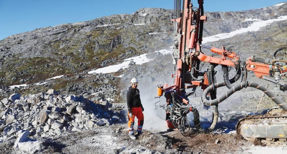 True North Gems Greenland, TNG, rubinmine, Qeqertarsuatsiaat