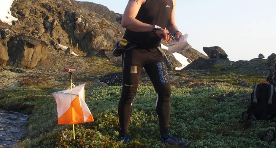 AMO, Arctic Midnight Orienteering, Ilulissat, Ukati Villadsen