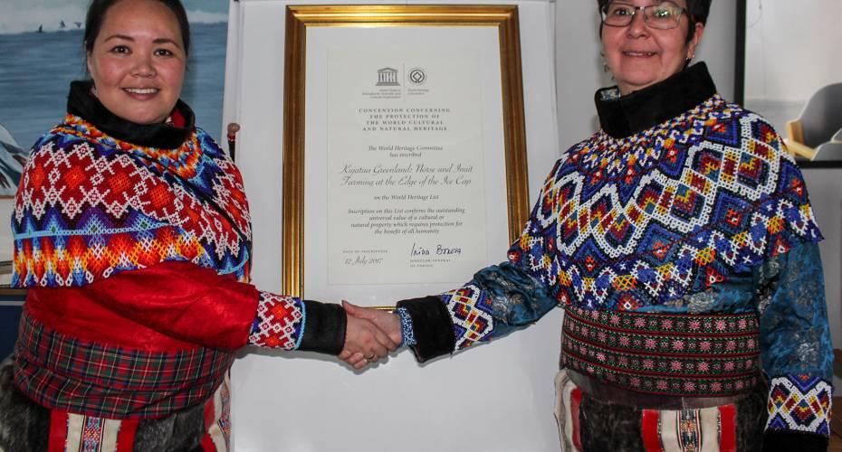 Unesco certifikat