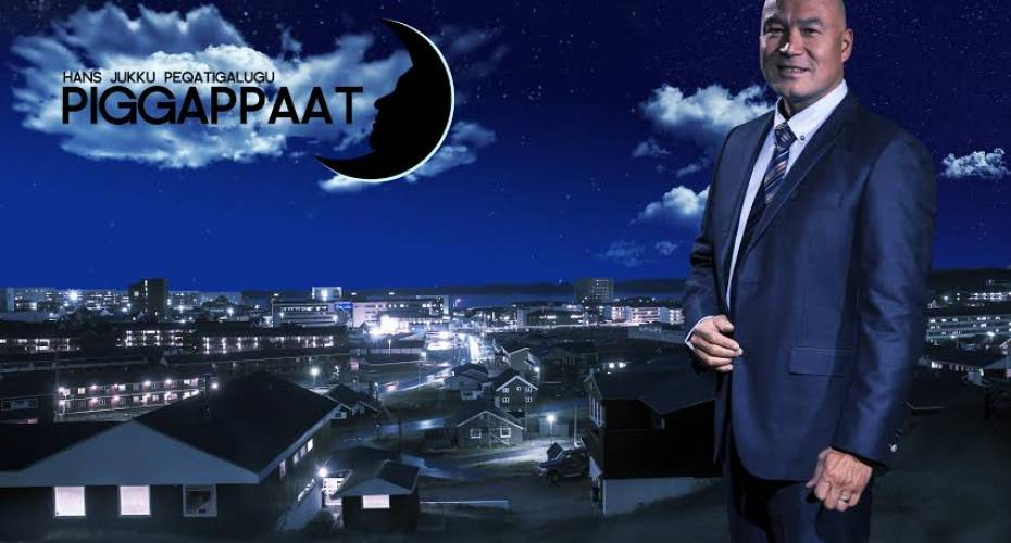 Paggappaat, ny satire underholdningshow bliver på KNR TV præsenteret 3.september.