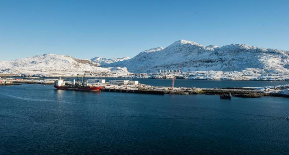 havnebyggeri i Nuuk