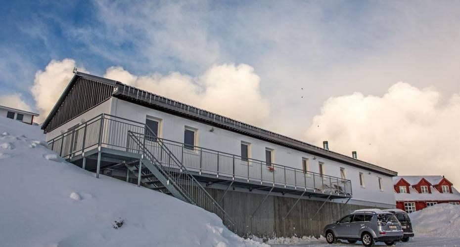 nødherberg på Kujellarpaat i Nuuk