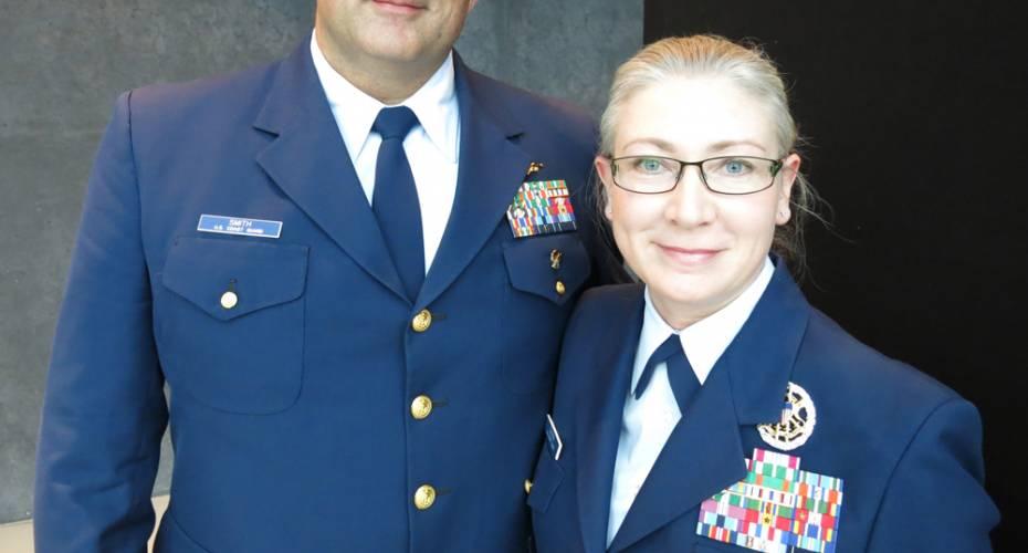 USAs kystvagt, Coast Guard, Arctic circle 2014, SAR