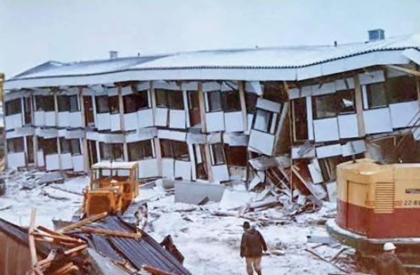 Gaseksplosion i Nuuk